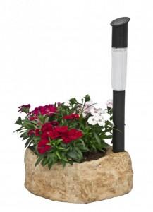 Jardinera decoracion en piedra